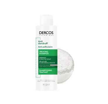 Dercos - Szampon przeciwłupieżowy, wrażliwa skóra głowy