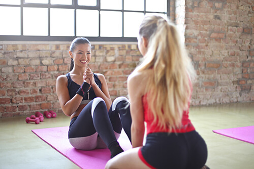 Ekspozom i stres - joga
