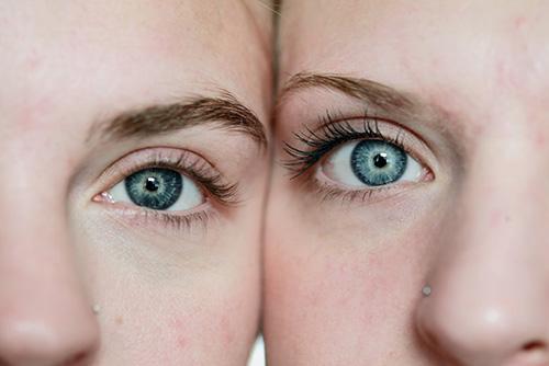 Antiagaing - kobiece oczy