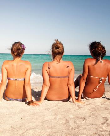 Poparzenia słoneczne - czyli jak się opalać, żeby ich uniknąć?