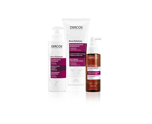Dercos Densi-Solutions - Szampon zwiększający objętość włosów