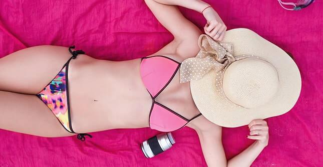 Bezpieczne opalanie to skuteczna ochrona przed słońcem za pomocą kremów z filtrem i kapelusza