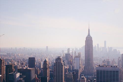 Ekspozom - smog w mieście