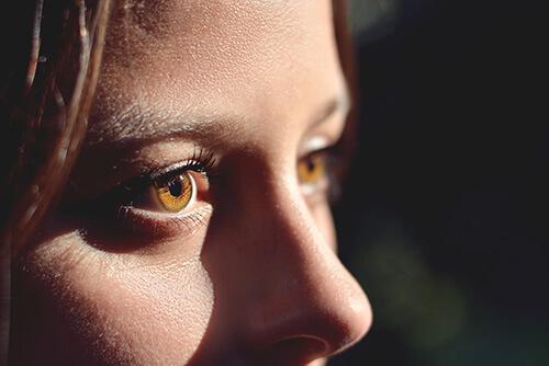 Antiaging - oczy na słońcu