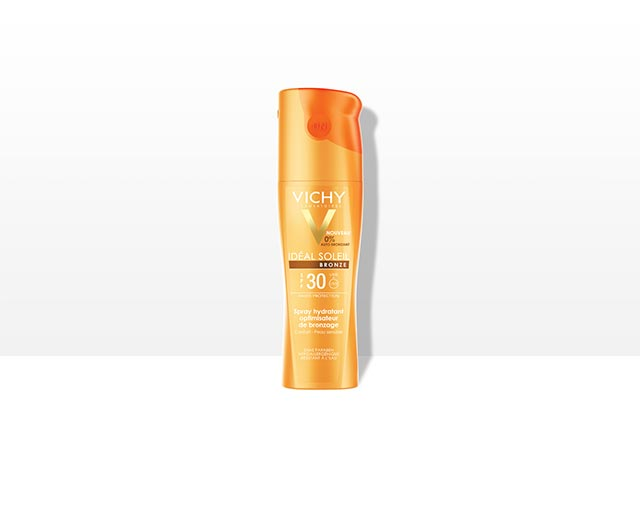 Spray Bronze SPF 30, Vichy, Ideal Soleil