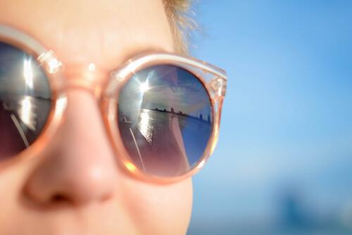 Ekspozom i UV - okulary przeciwsłoneczne