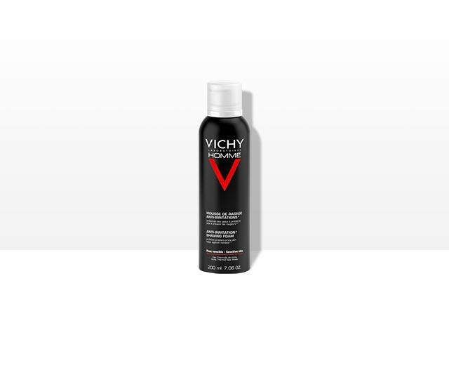 Pianka do golenia przeciw podrażnieniom VICHY HOMME