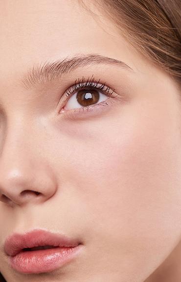 Idealnie oczyszczona skóra