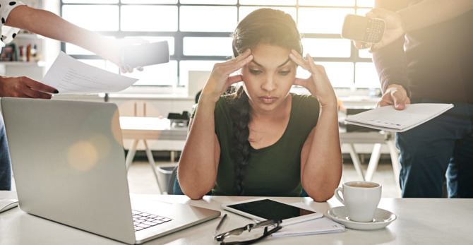 Stres, przemęczenie - jaki jest wpływ na wygląd skóry