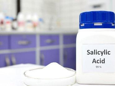 Kwas salicylowy – zastosowanie w pielęgnacji