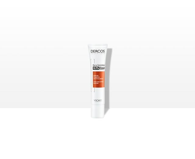 Dercos Kera-Solutions - Serum do zniszczonych końcówek