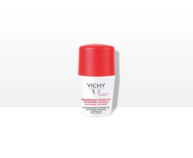 Dezodorant Intensywna kuracja przeciw poceniu się- Stress Resist VICHY