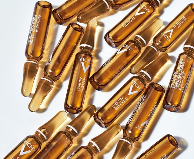 Glyco-C Ampułki przeciw przebarwieniom na noc