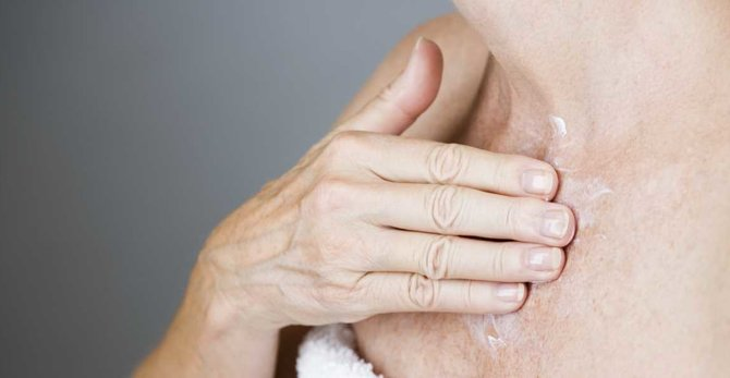 Czy ryzyko wystąpienia raka skóry jest wyższe podczas menopauzy?