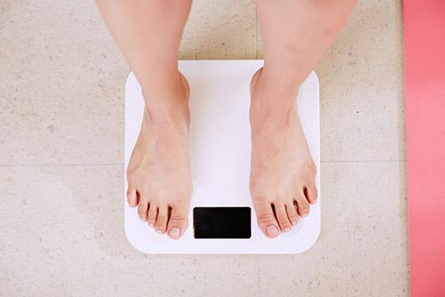 Menopauza - pomiar wagi
