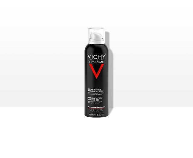 Żel do golenia przeciwko podrażnieniom VICHY HOMME