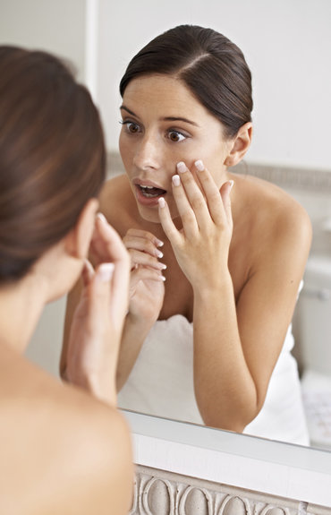 Tłusta skóra a dieta - czy zdrowie żywienie poprawi stan Twojej skóry?