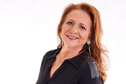 Menopauza - kobieta w wieku menopauzy