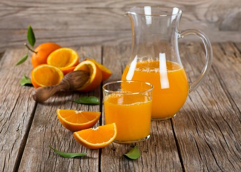 Dieta sokowa i jej cudowne właściwości