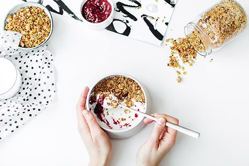 Menopauza - zdrowa dieta