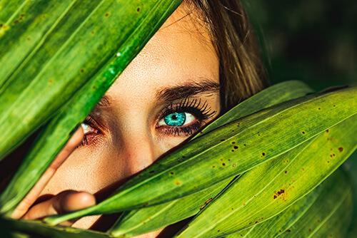 Antiagaing - oczy na słońcu