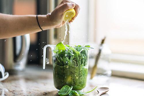 Menopauza - zdrowe odżywianie